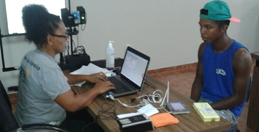 TRE-TO descentraliza atendimentos e vai até eleitores das regiões de difícil acesso e assentamentos