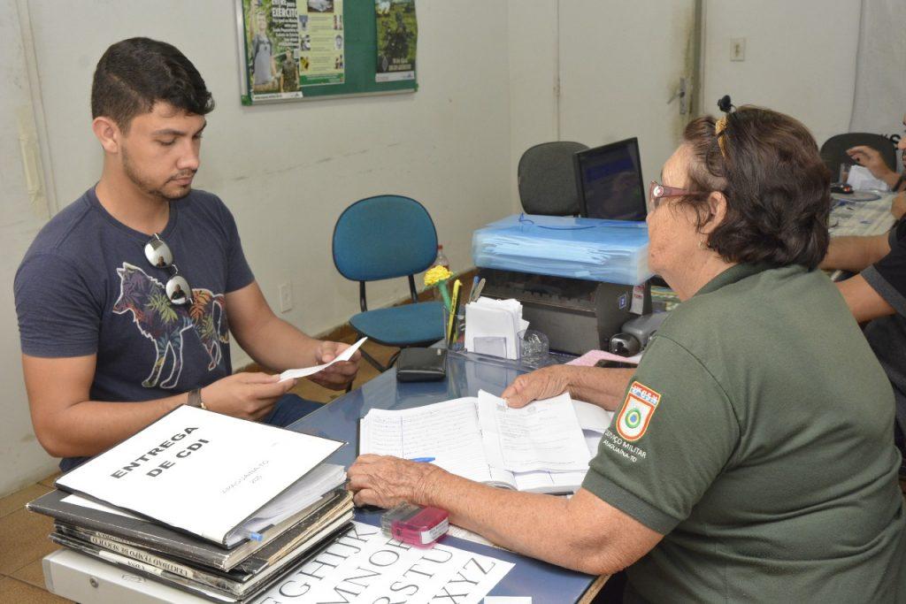 Alistamento segue até 30 de junho na Junta Militar Municipal