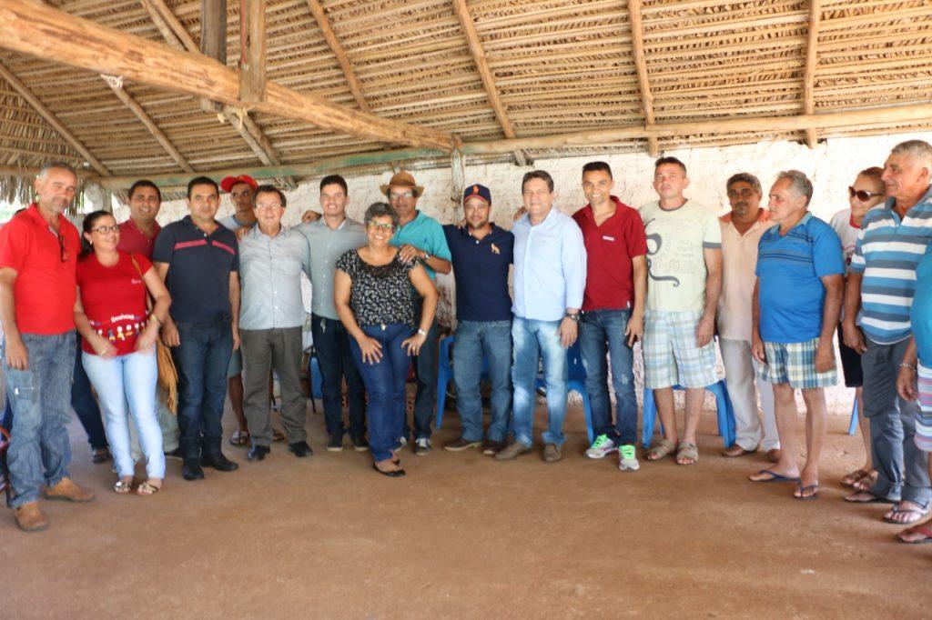 Damaso visita líderes no interior e fortalece apoio para Federal