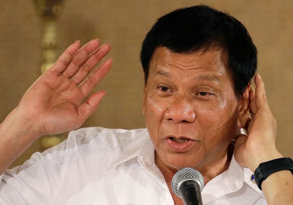 Presidente das Filipinas afirma que polícia vai disparar 'na vagina' de mulheres terroristas