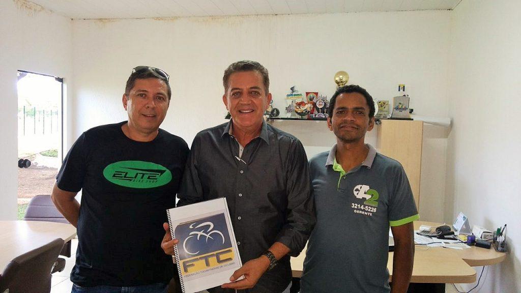 FTC e Prefeitura de Palmas acertam parceria para Copa Norte Nordeste