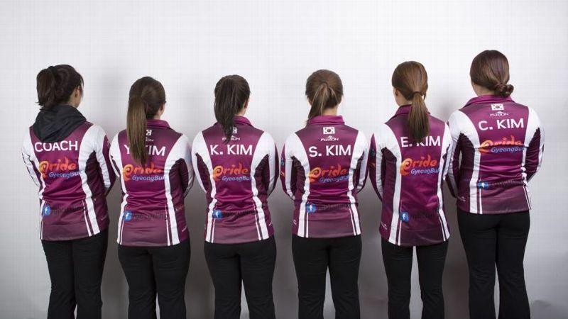 Imagine uma equipe em que todas as atletas têm o mesmo nome… e elas não são irmãs