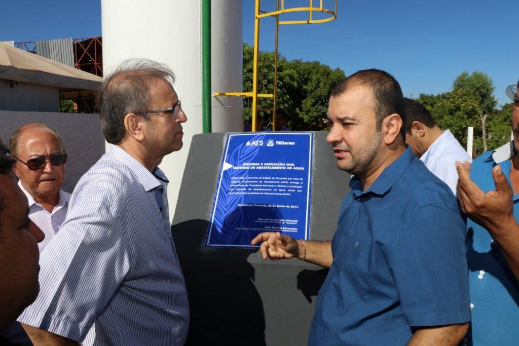 Agência de Saneamento entrega benefícios e lança pacote de investimentos nesta quinta-feira