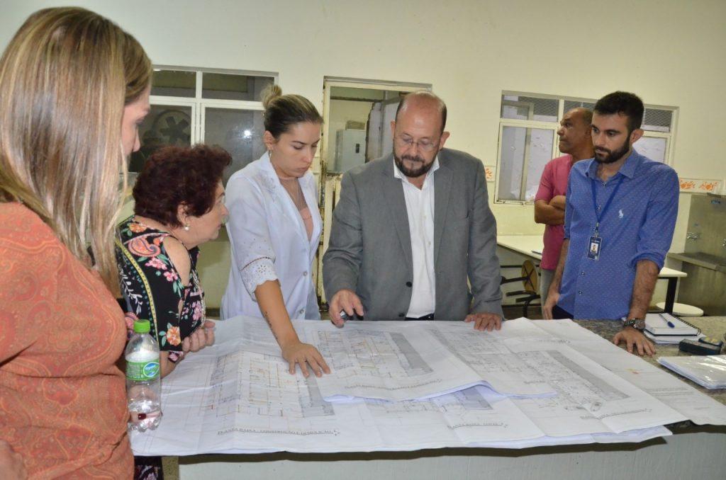Hospital Regional de Araguaína passará por reformas para melhoria do atendimento à população