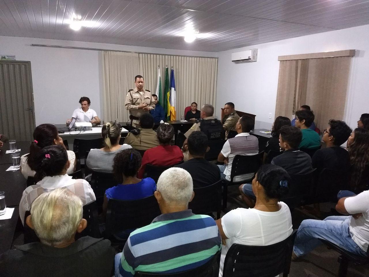 2º Batalhão em Parceria com a Secretaria de Segurança realiza 45ª edição do Curso de Agente Comunitário de Segurança