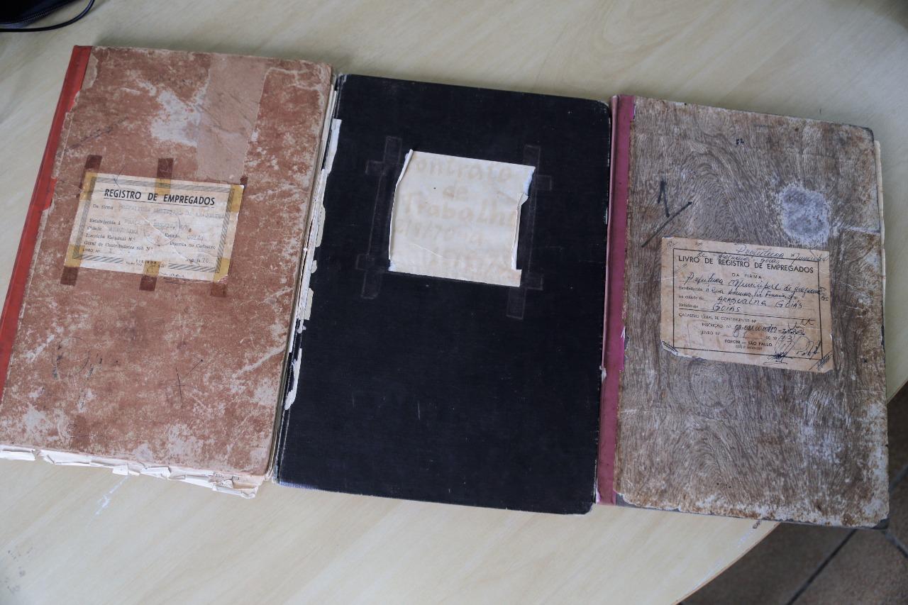 Prefeitura intensifica digitalização de documentos antigos