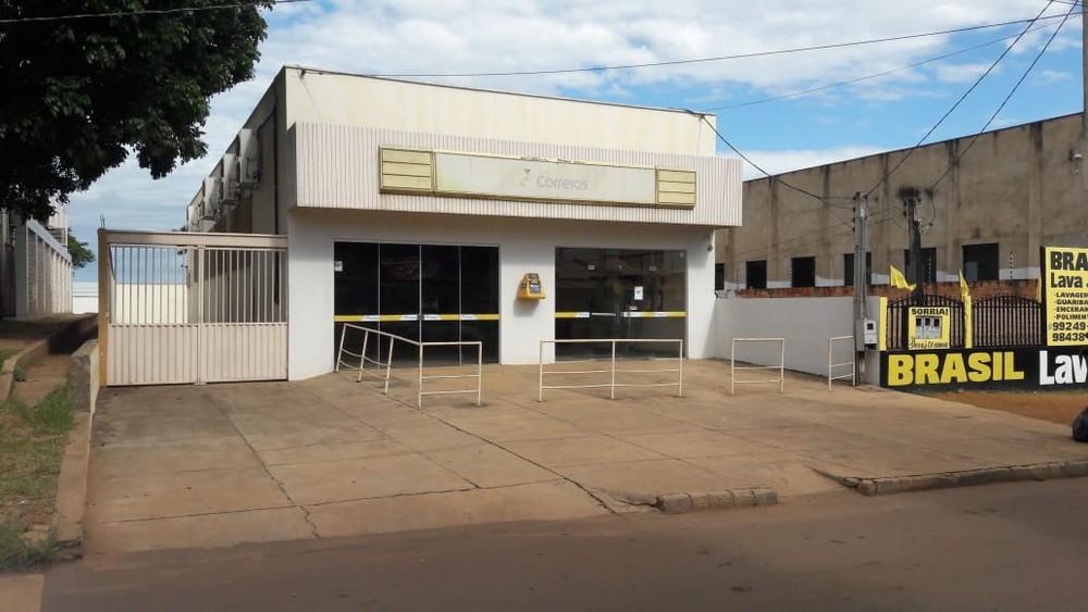 PF prende 5 e 3 fogem após tentativa de furto a agência dos Correios em Palmas