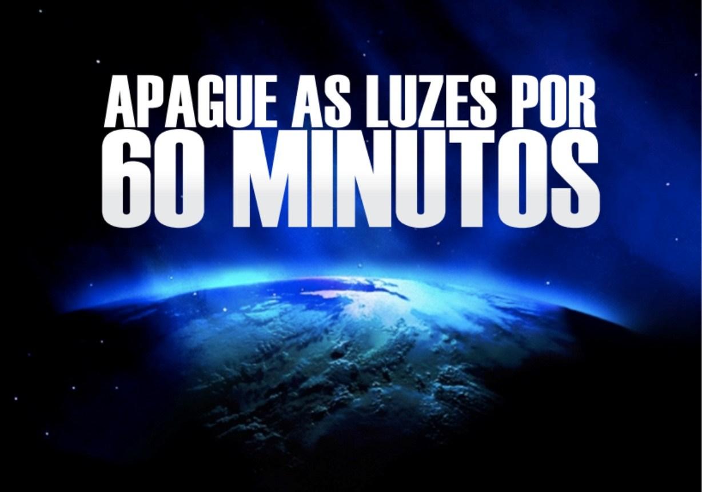 Palmas participa da Hora do Planeta neste sábado, 24