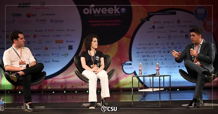 Focada em inovação tecnológica, CSU apoia Oiweek 2018
