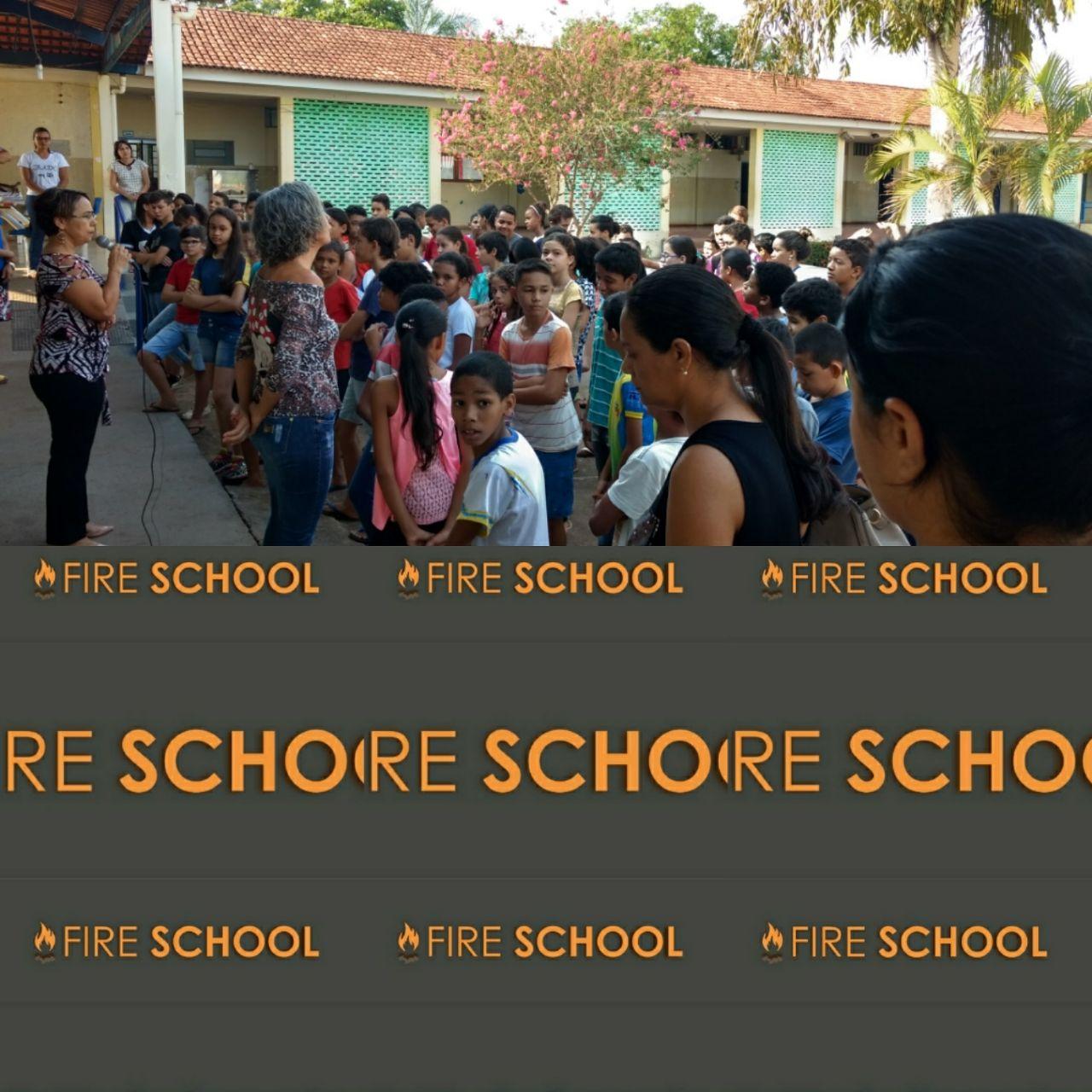 Conheça o Fire School, projeto evangelístico desenvolvido em Paraíso do Tocantins