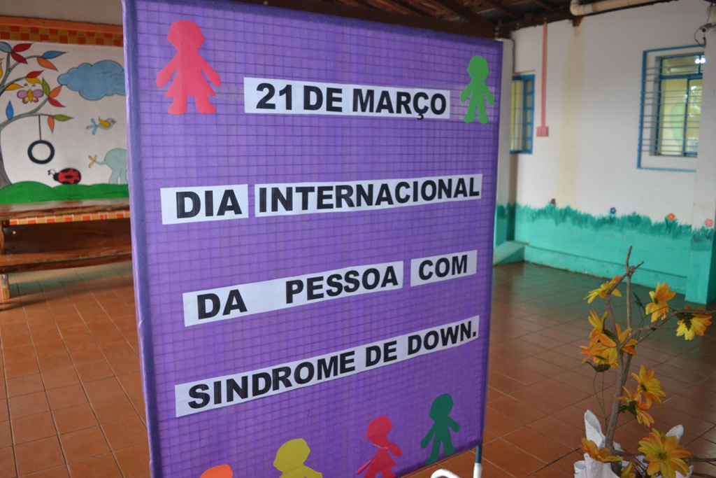 APAE Paraíso comemora Dia Internacional da Síndrome de Down, com desfile