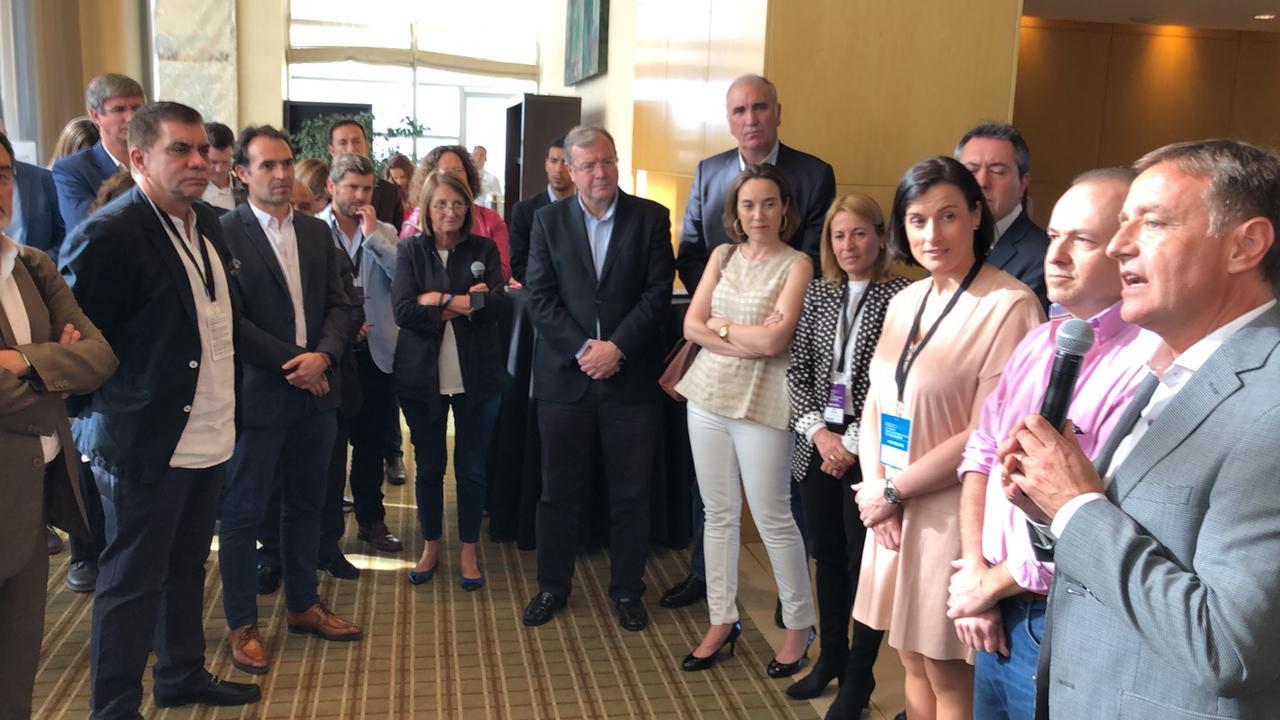 Amastha leva experiências de Palmas a Fórum Iberoamericano na Argentina