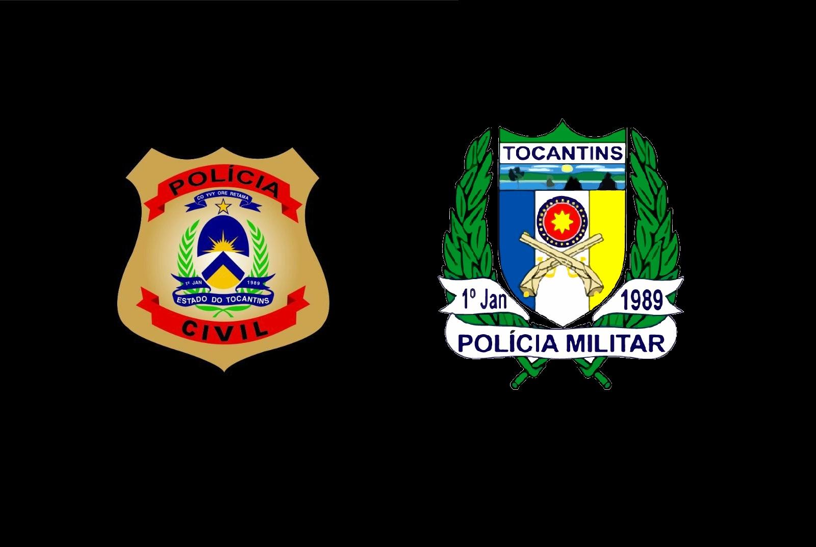 Polícias Civil e militar prendem segundo suspeito da prática de roubo em Cristalândia e Nova Rosalândia