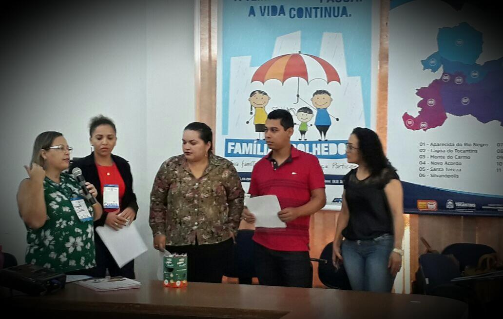 Monte Santo é representado em oficina para técnicos de referência da Proteção Social Especial