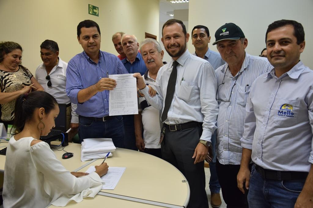 Duas chapas registram candidatura para conselhos de Administração e Fiscal do Sicoob Credipar