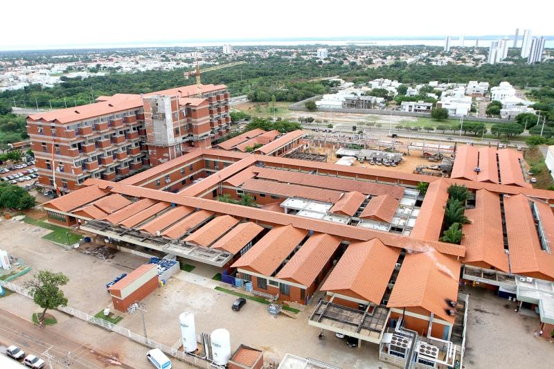 Obras do HGP estão paralisadas e Defensoria Pública oficia Governo do Tocantins