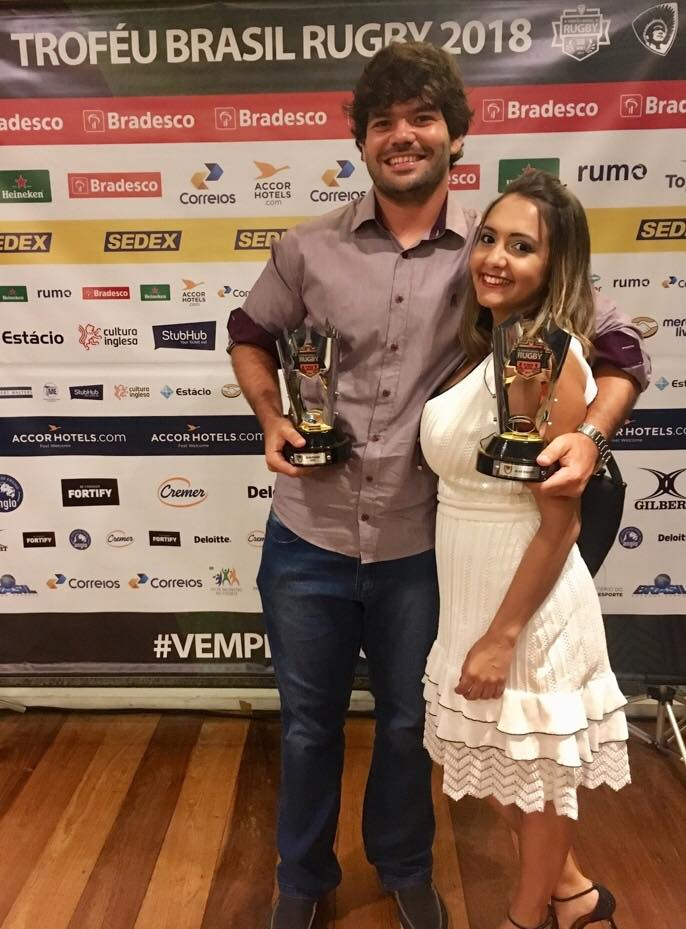 Jacareí Rugby, apoiado pela CCR NovaDutra, conquista quatro prêmios no Troféu Brasil Rugby