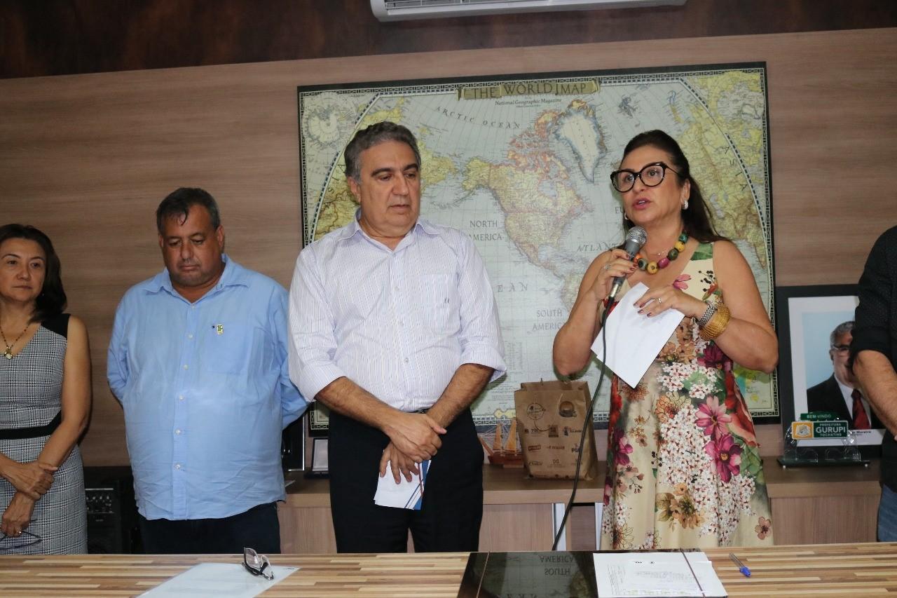 Gurupi ganha primeiro parque tecnológico do Tocantins, Kátia Abreu destinou R$ 1 milhão para instalação