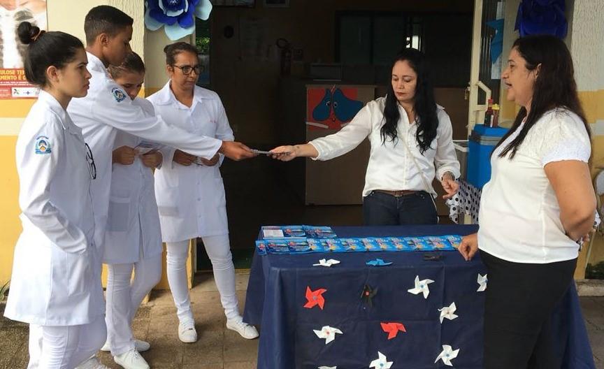 Ações contra tuberculose são intensificadas pela Secretaria Municipal da Saúde em Gurupi