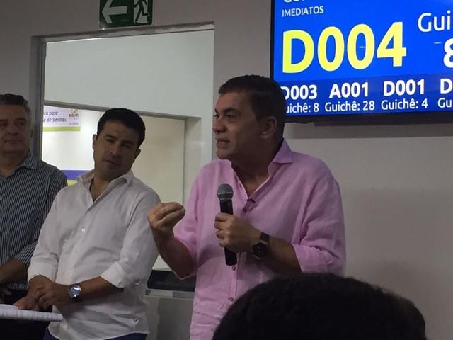 Presidente do PreviPalmas pede demissão e prefeito anuncia gestor temporário