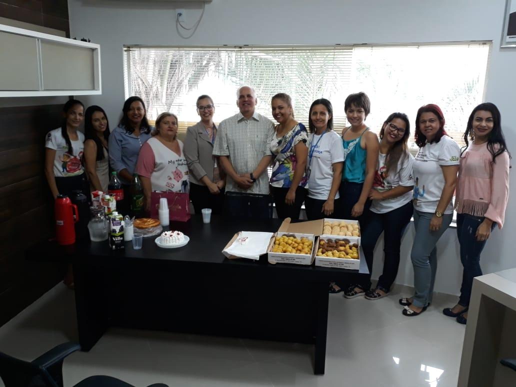 Presidente da ACIP é homenageado com festa de aniversário