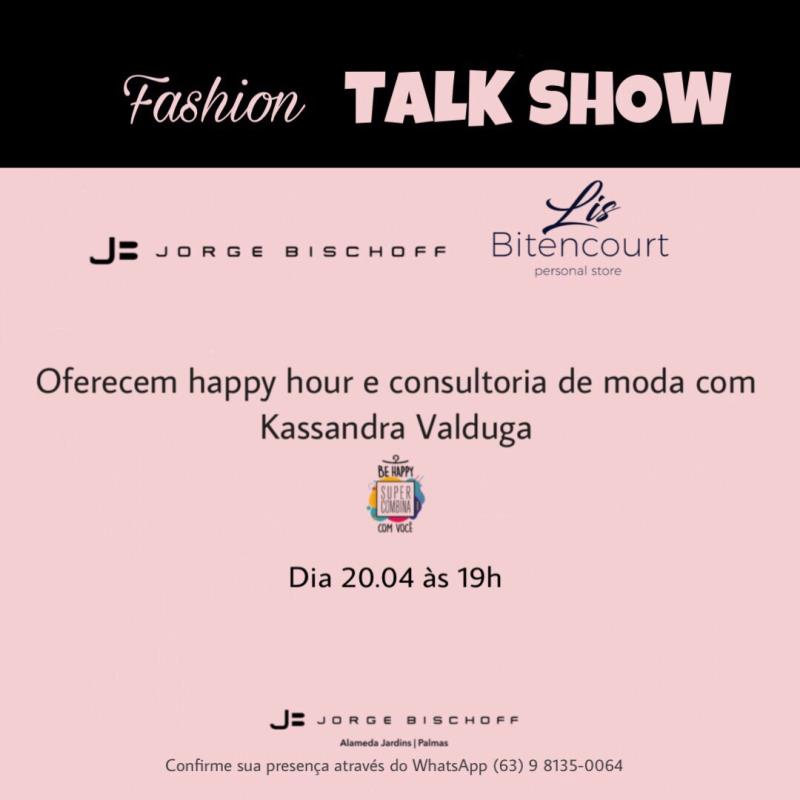 """Fashion Talk Show traz consultoria de moda e inspiração para o """"Dia das Mães"""