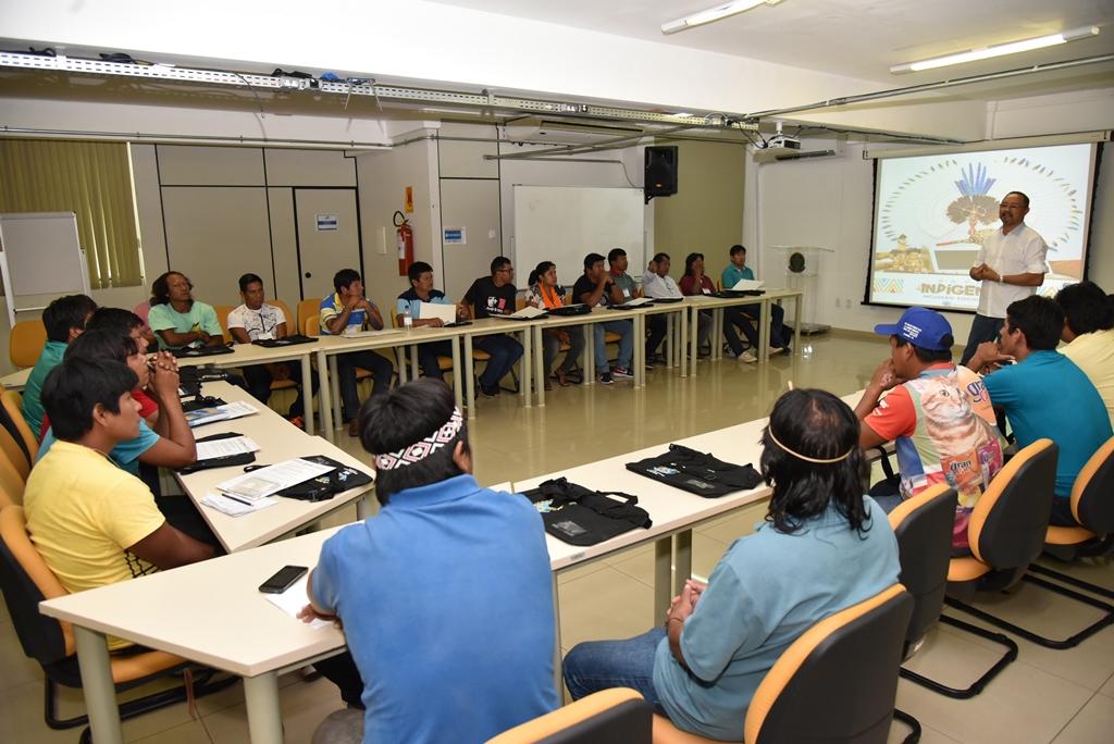 19 de abril: Justiça Eleitoral do Tocantins promove a inclusão e educação política dos eleitores indígenas