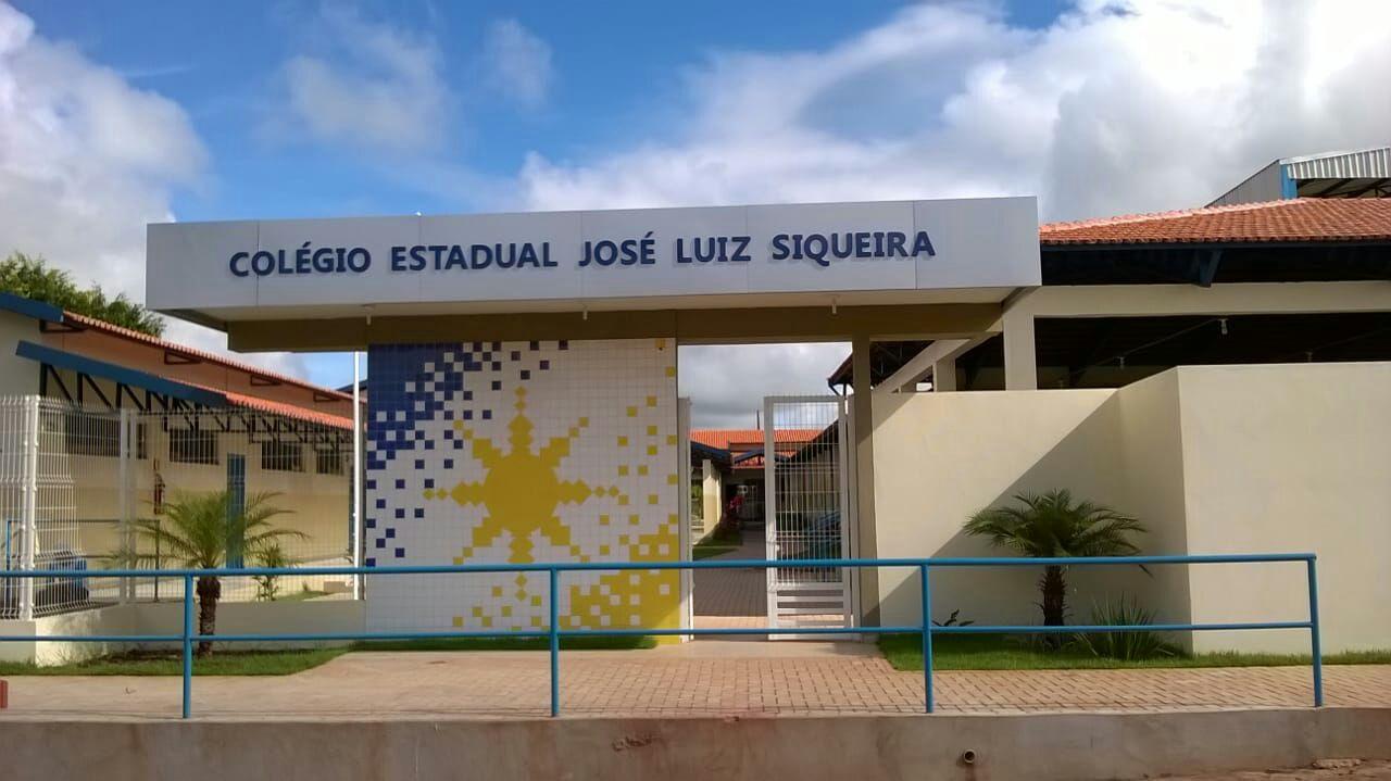 Governo entrega novas instalações do Colégio Estadual José Luiz Siqueira em Wanderlândia