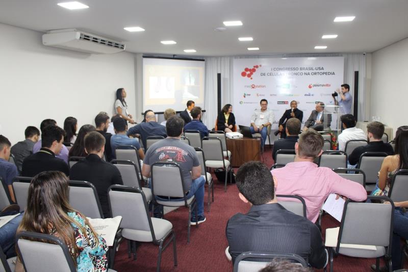 I Congresso de Células Tronco na Ortopedia encerra com discussão sobre medicina esportiva
