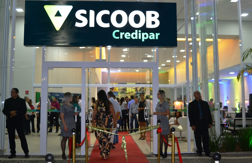 Sicoob Credipar inaugura moderna cooperativa financeira em Palmas TO