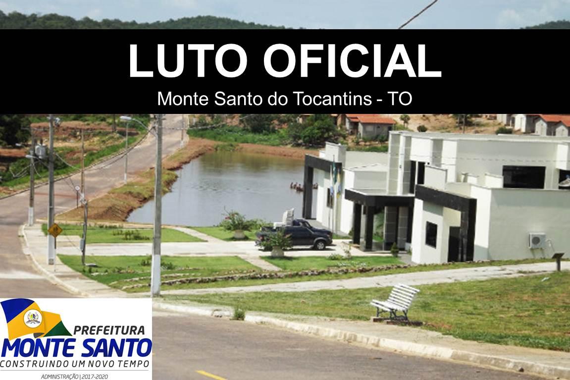 Prefeitura de Monte Santo decreta luto oficial após falecimento de morador