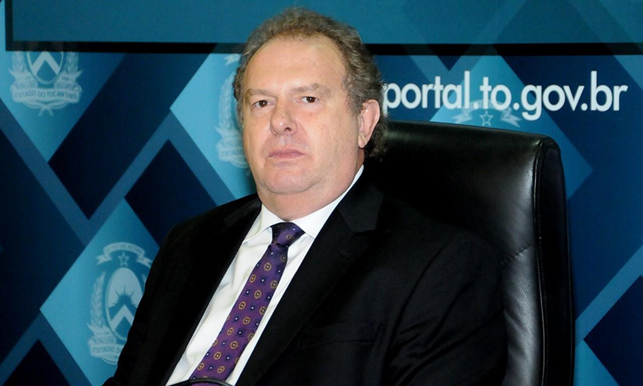 Mauro Carlesse reassume Governo e afirma que vai priorizar saúde e segurança pública