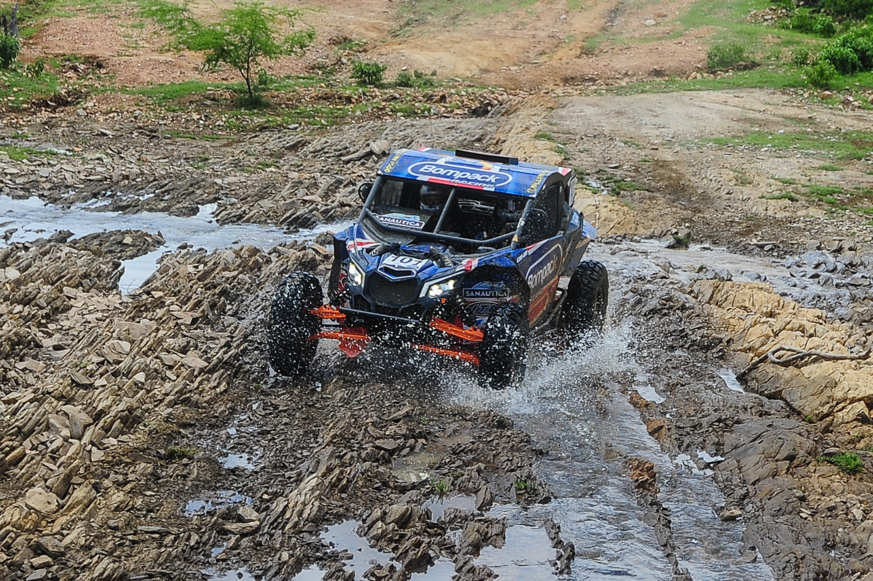 Rally RN 1500 – Catarinenses são campeões dos UTVs