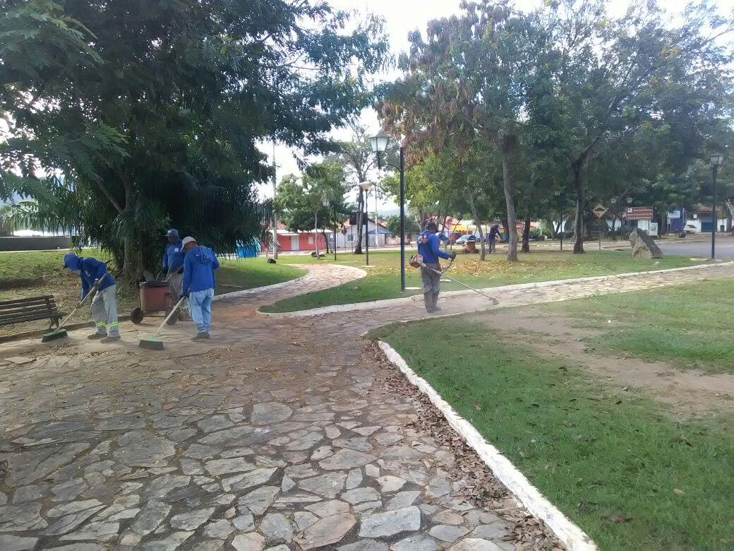 Subprefeitura de Palmas define programação de serviços públicos para Região Sul até julho de 2018