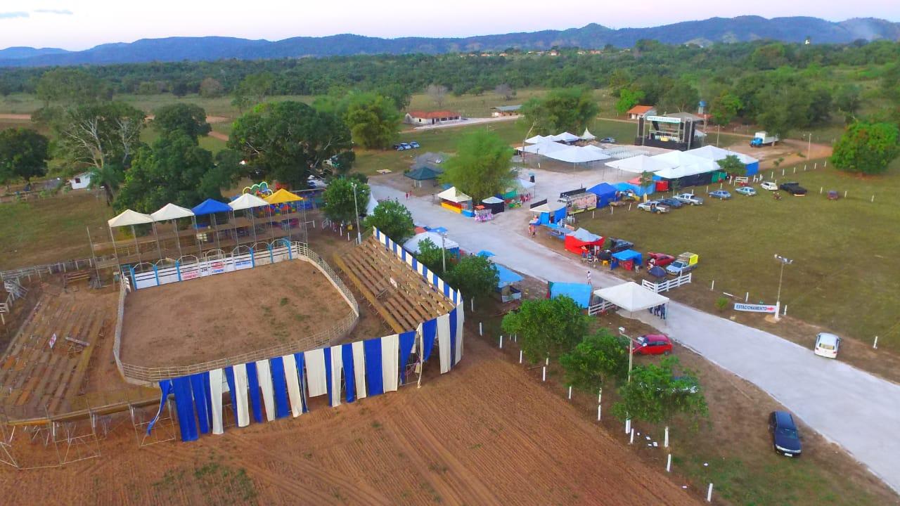 Festa do Peão de Rodeio marca 24ª aniversário de Bandeirantes do Tocantins