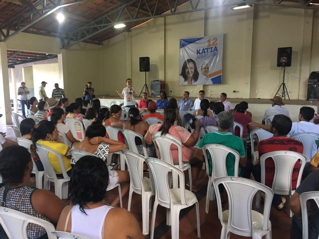 """Kátia Abreu: """"vou fechar a torneira da corrupção para devolver o dinheiro do povo"""""""