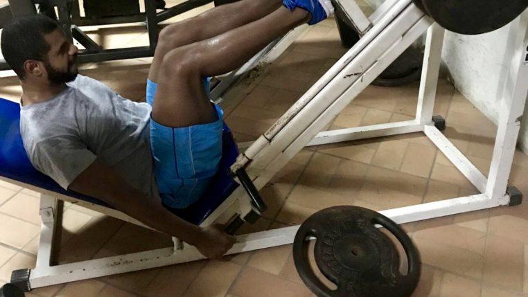 Recuperado e já treinando, Wilian Simões quer 'acertar logo' com novo clube para o segundo semestre