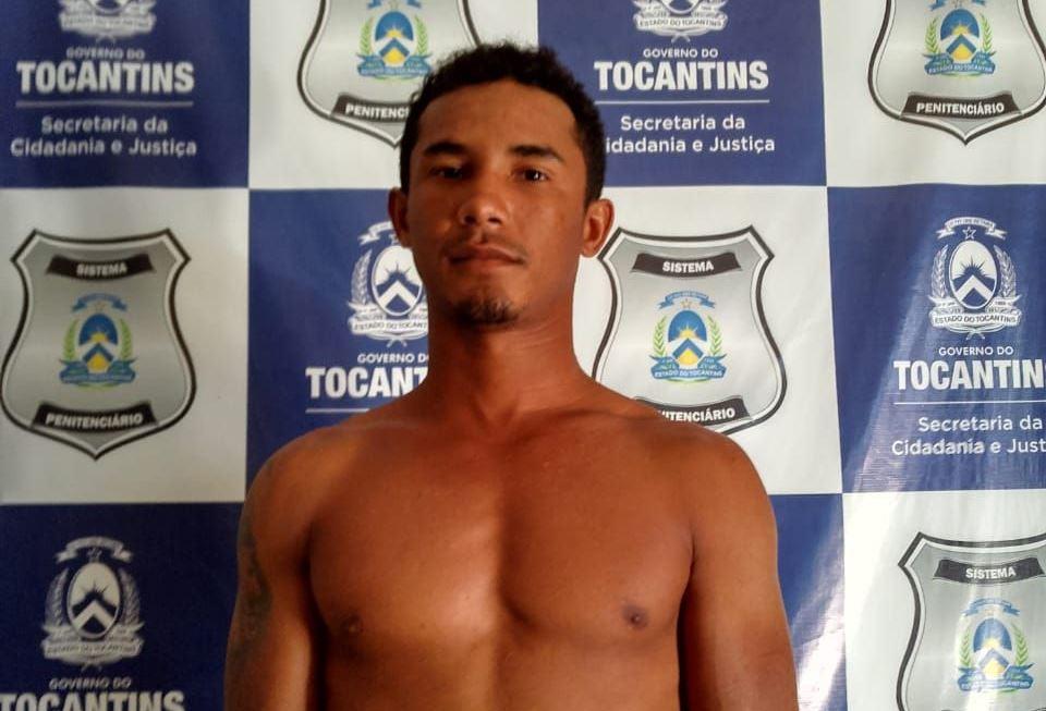 Foragido da Justiça do Maranhão é preso pela Polícia Civil em Miracema do Tocantins