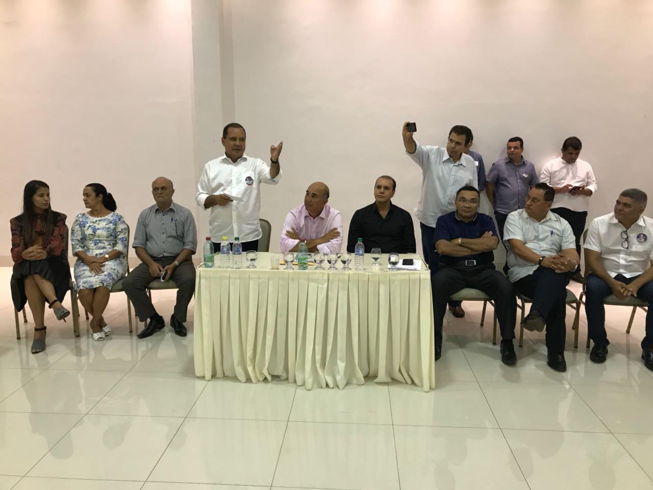 Dezenas de lideranças evangélicas de todo o estado declaram apoio a Vicentinho