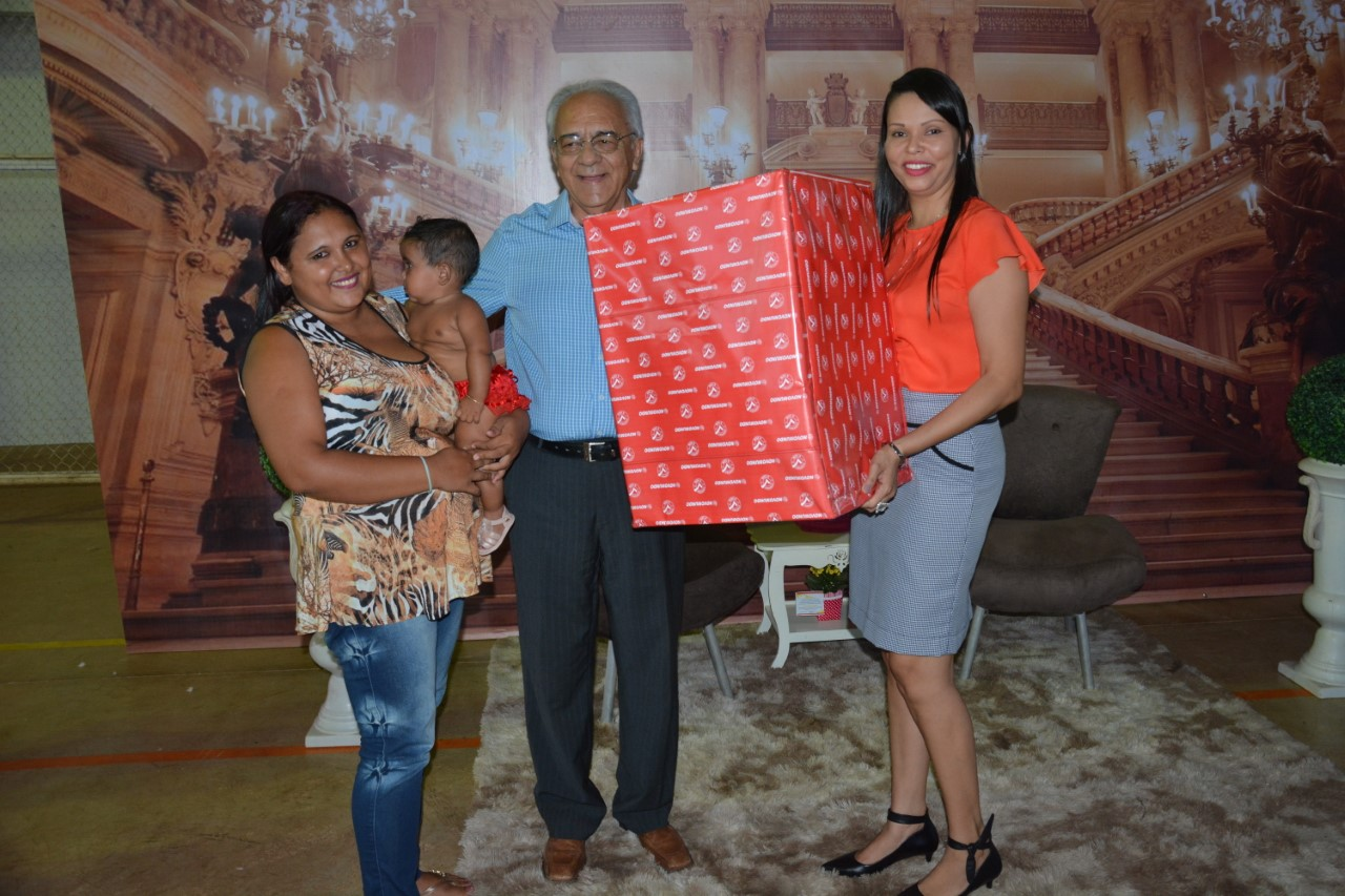Secretaria de Assistência Social e Habitação promove homenagem especial para Mães dos programas sociais de Paraíso