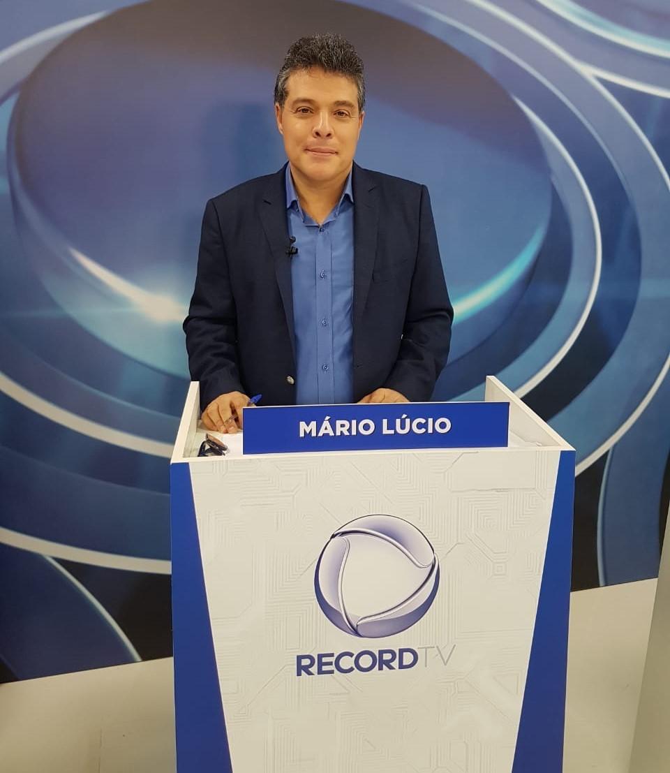 Mário Lúcio se destaca em debate da TV Record Tocantins e promove discurso contra a corrupção