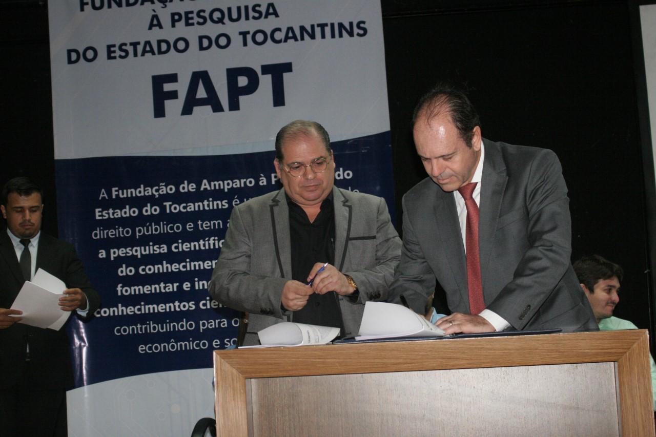 FAPT divulga ações para fortalecer ciência, tecnologia e inovação