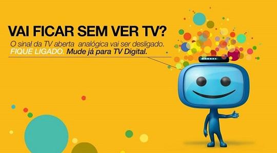 CRAS, unidades de saúde e Resolve Palmas realizam atendimento à população sobre o desligamento do sinal analógico de TV