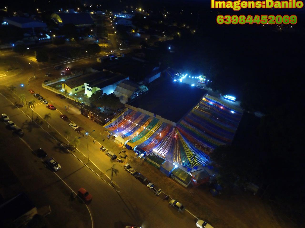 Festejos de São João atraem grande público em Dois Irmãos do Tocantins