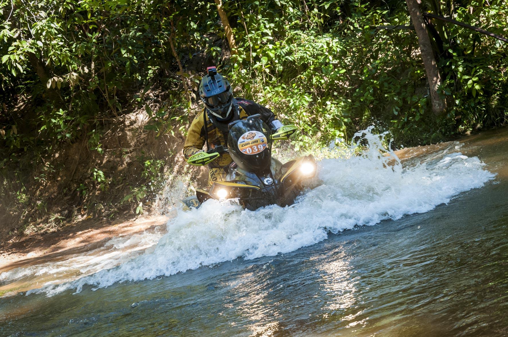Geison Belmont é tricampeão do Rally Baja Jalapão