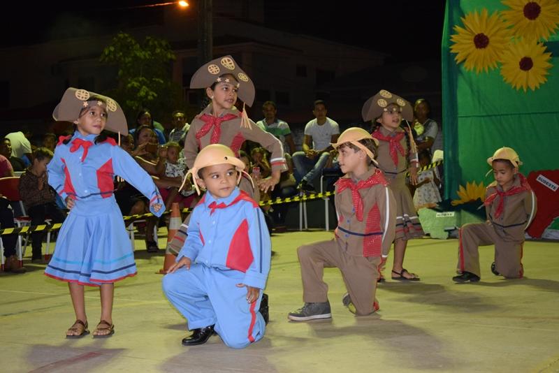 4ª Festa Cultural da Escola Municipal Irmã Julita celebra diversidade de ritmos e culturas em Paraíso (TO)
