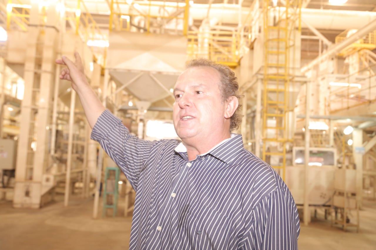 Carlesse diz que industrialização deverá ser regionalizada e com incentivos do Estado