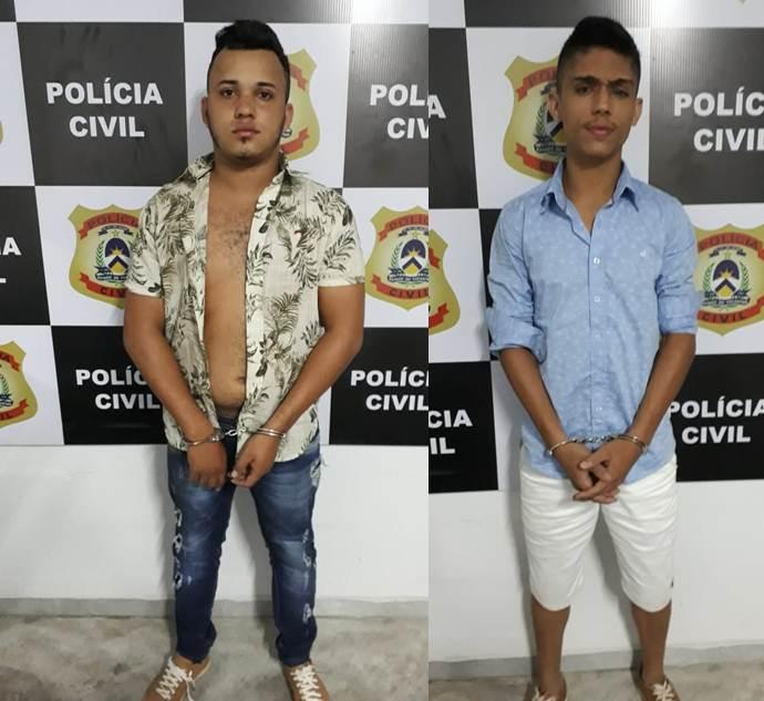 Traficantes são presos em Paraíso do Tocantins