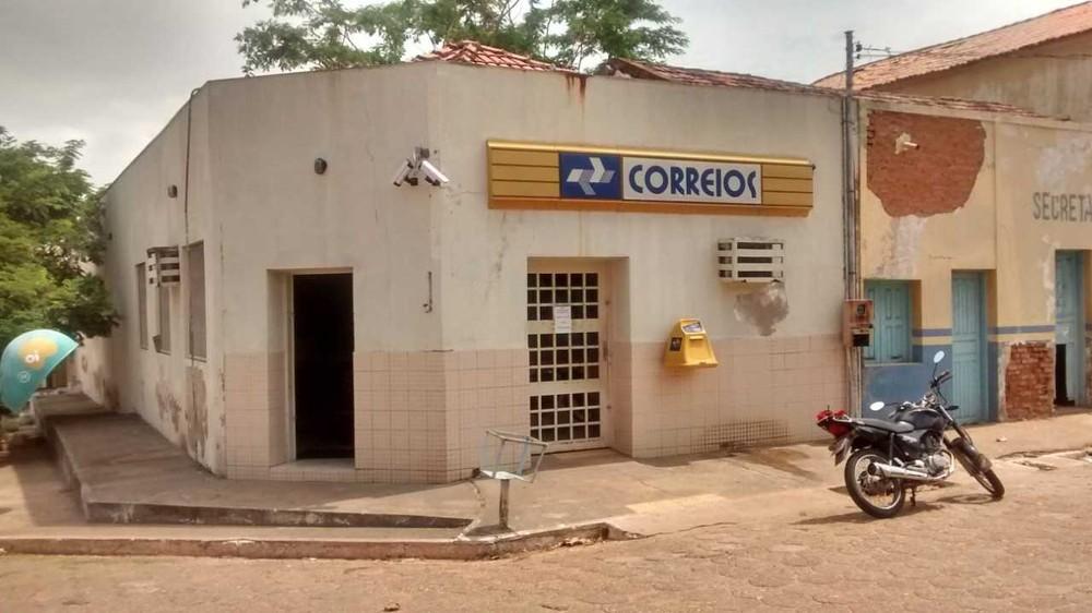 Criminosos invadem Correios em Itaguatins (TO), mas não conseguem levar dinheiro