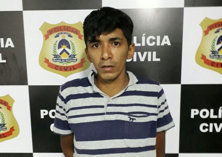 Polícia Civil do Tocantins desvenda e prende autor de homicídio em Paraíso TO